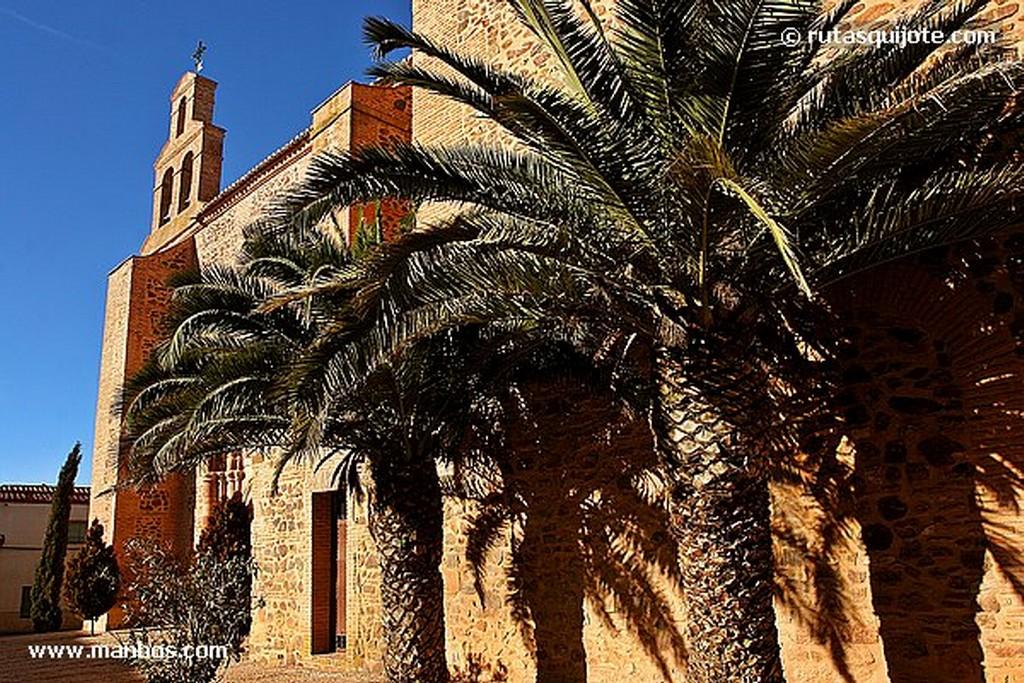 Manzanares Iglesia Ciudad Real