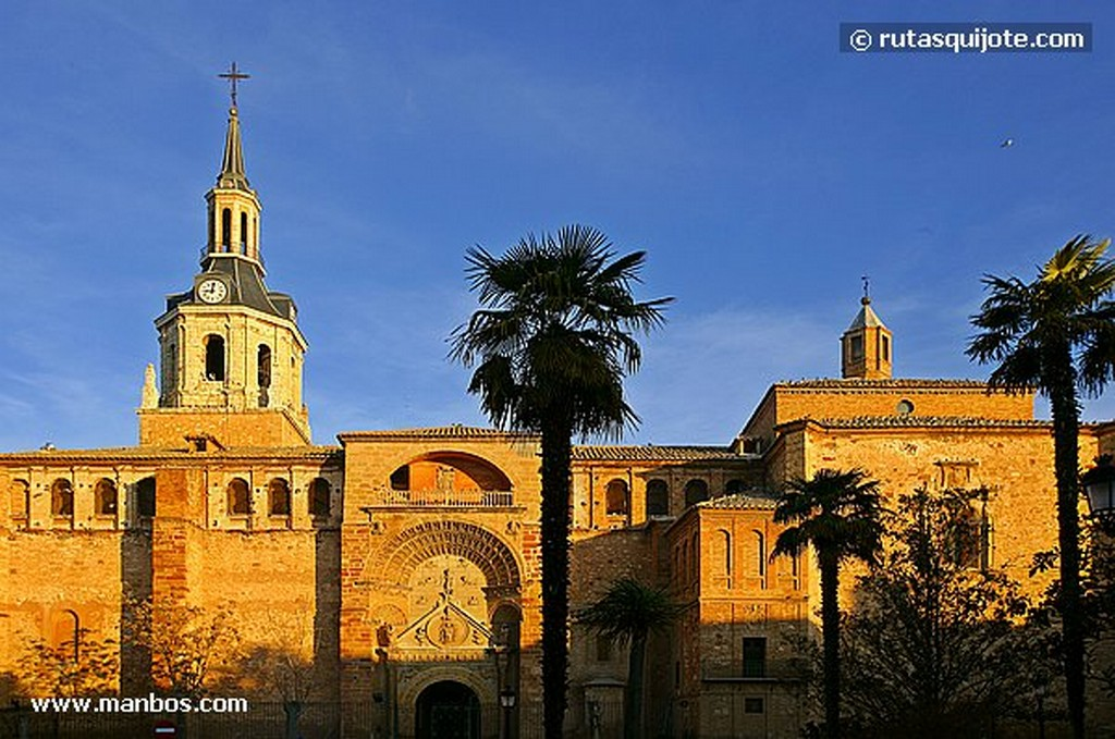 Castellar de Santiago Iglesia de Santa Ana Ciudad Real
