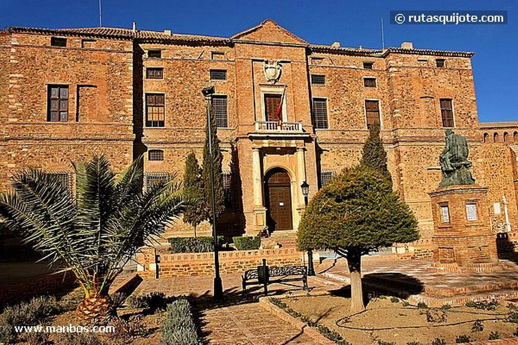 Viso del Marqués Archivo Museo Don Alvaro de Bazán Ciudad Real