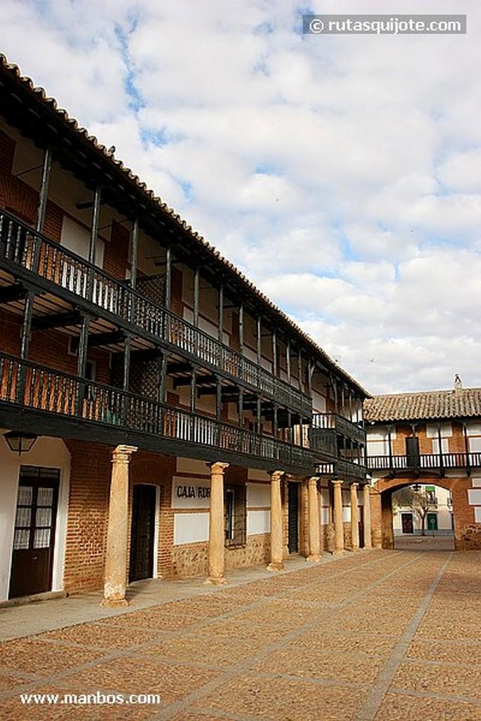 Torre de Juan Abad Ciudad Real