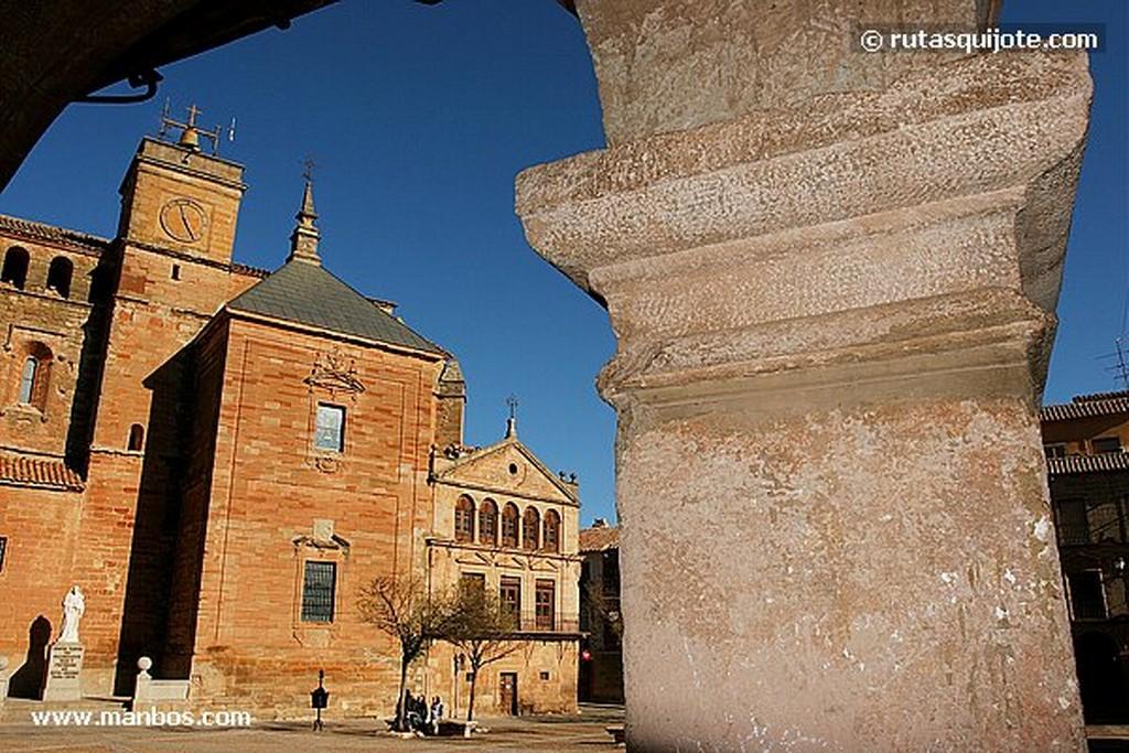 Villanueva de los Infantes Ciudad Real