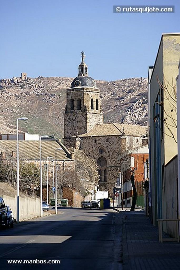 Puertollano Iglesia de Puertollano Ciudad Real