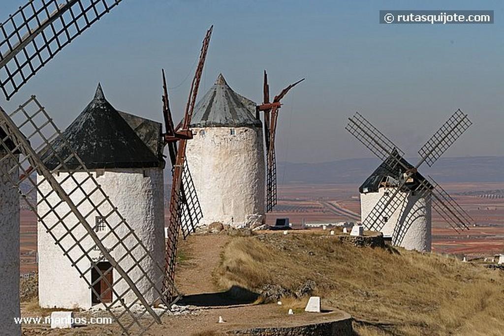 Consuegra Molinos de Consuegra Toledo