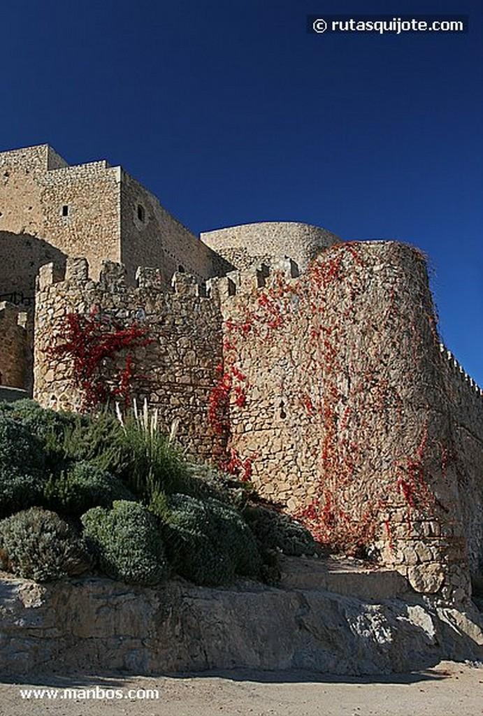 Consuegra Castillo de Consuegra Toledo