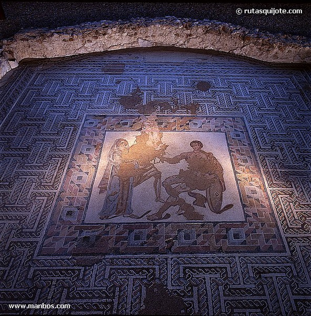 Carranque Parque Arqueológico de Carranque Toledo