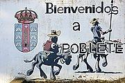 Ruta 4, Poblete, España