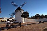 Ruta 6, Munera, España
