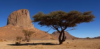 Cerro Pic Ihaghene, Argelia