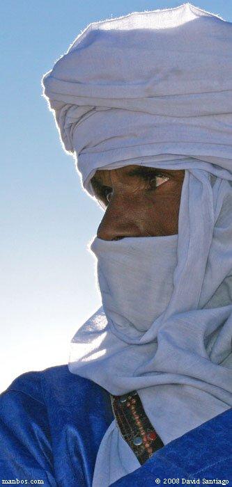 Tuareg en Tamanrasset