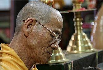 Vientam - Monje budista