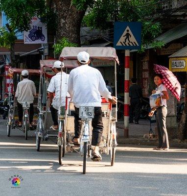 Bicicletas taxi