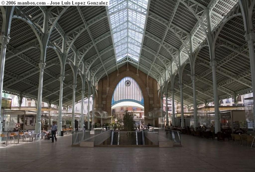 Valencia Estación del Norte Valencia