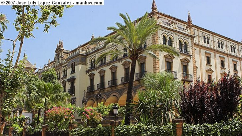 Sevilla Hotel Alfonso XIII Sevilla