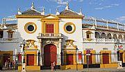 Plaza de Toros La Maestranza, Sevilla, España