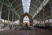Mercado Jorge Juan, Valencia, España