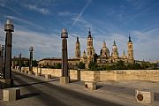 Basilica del Pilar, Zaragoza, España