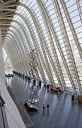 Museo de Ciencias, Valencia, España