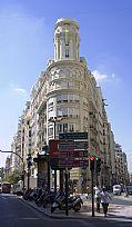 Plaza del Ayuntamiento, Valencia, España