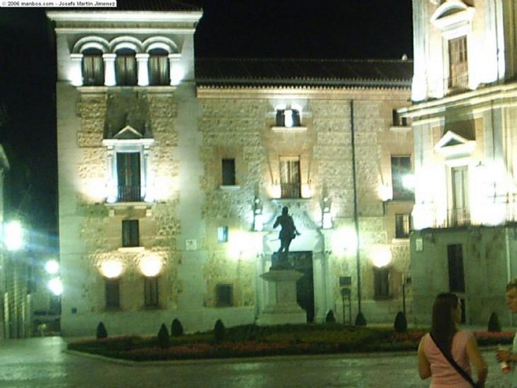 Foto de Madrid, España - Plaza de la Villa