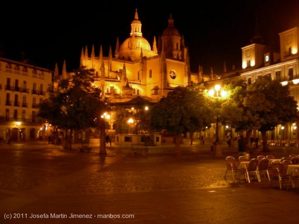 Segovia Templete de musica  Segovia