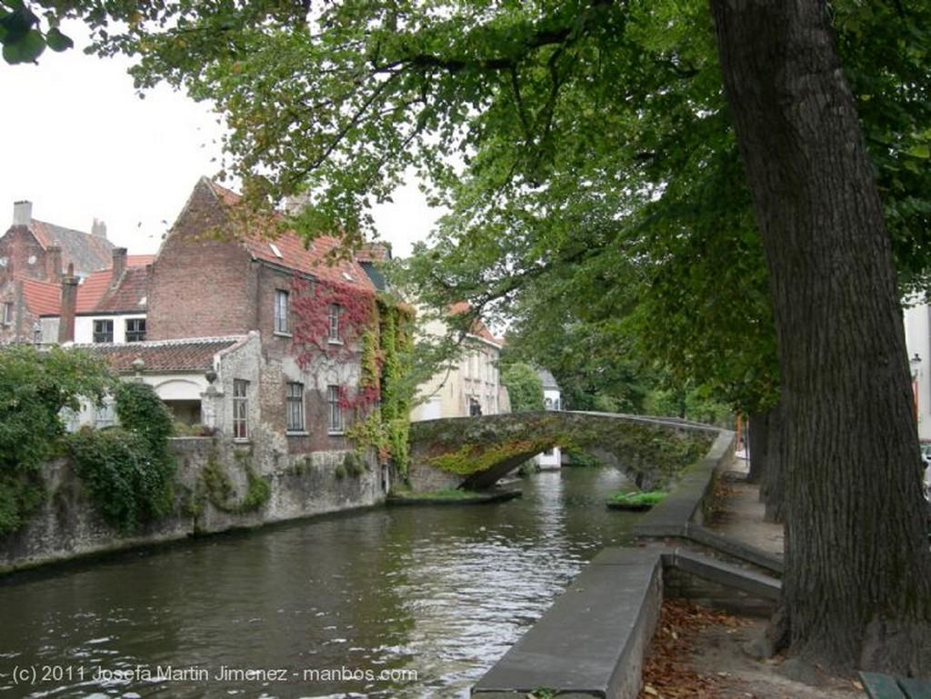 Brujas el canal Brujas