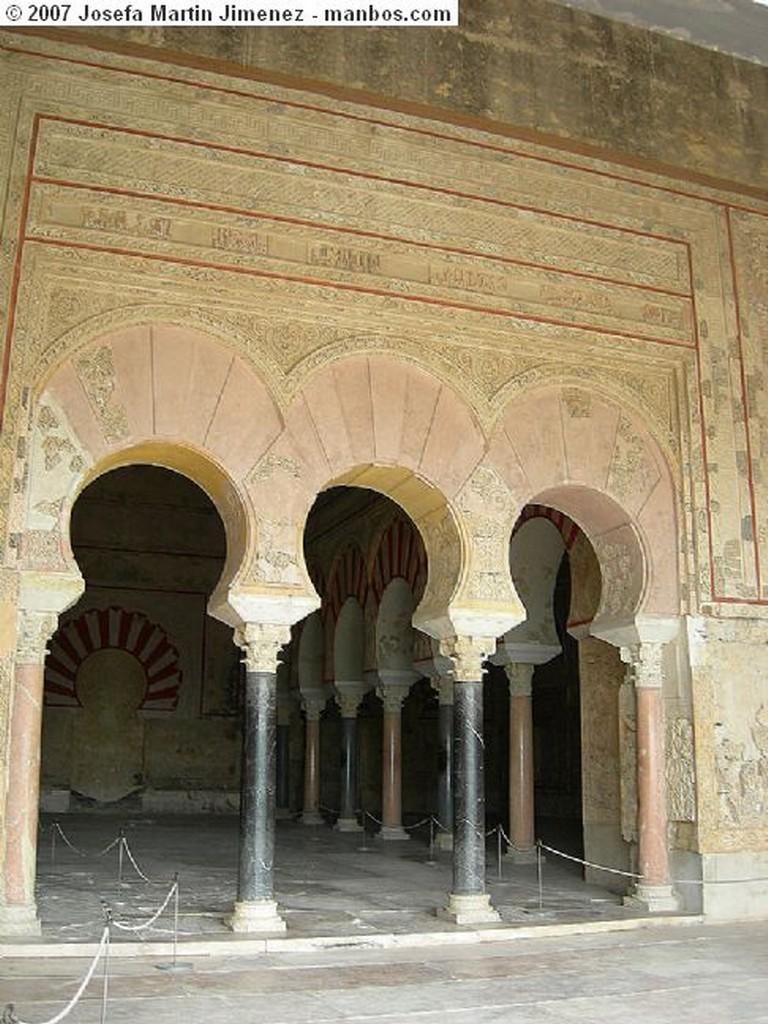Medina Azahara Adornos Murales Cordoba