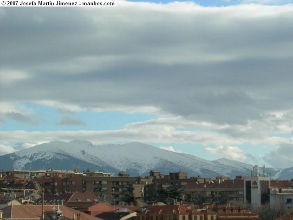 Segovia Principio del acueducto Segovia