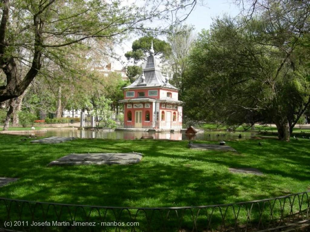 Madrid El lago  Madrid