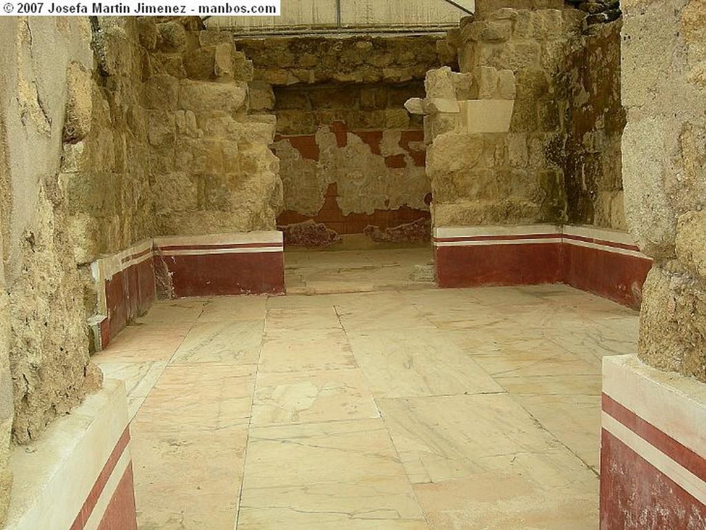 Medina Azahara Bao Cordoba