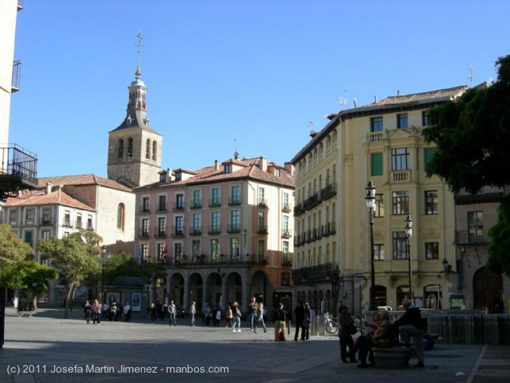 Segovia La veracruz  Segovia