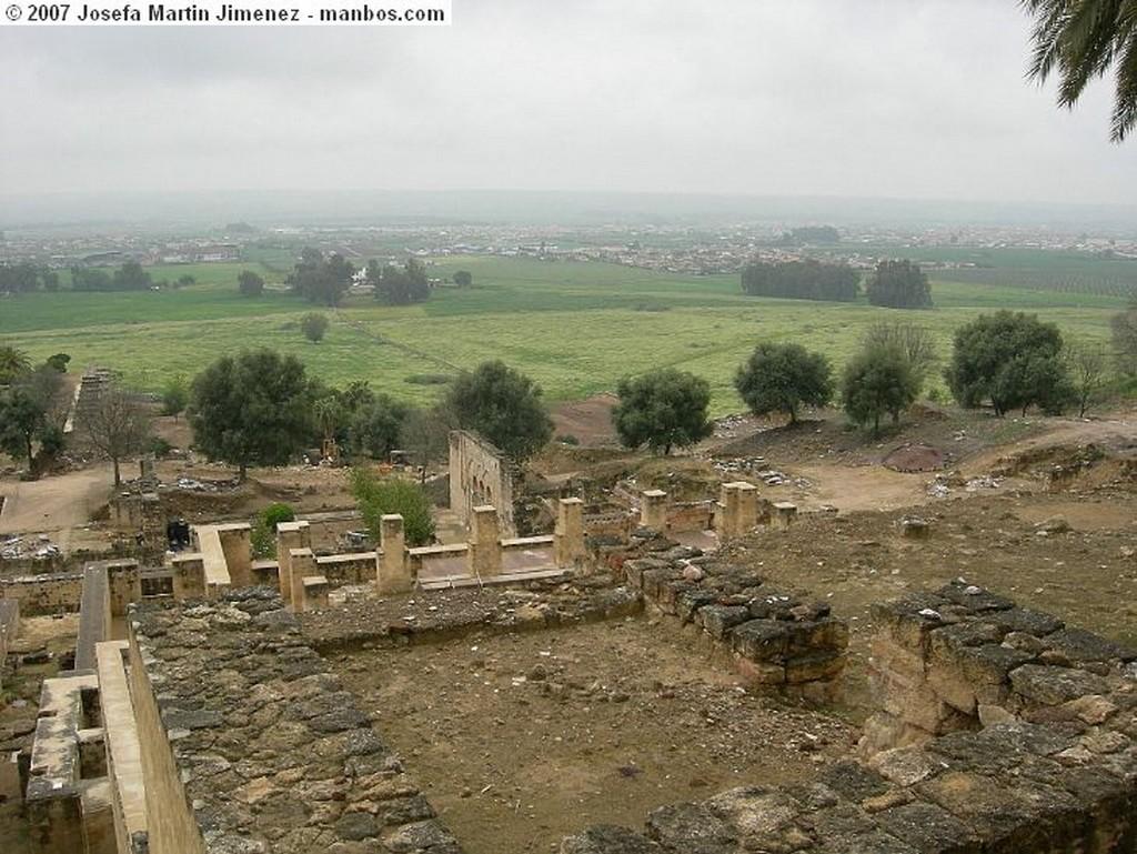 Medina Azahara Ruinas De Medina Azahara Cordoba