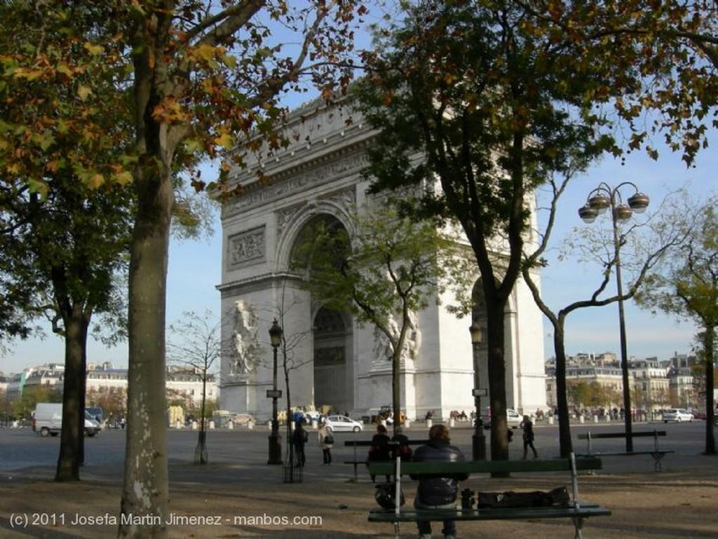 Paris A la vista esta Paris