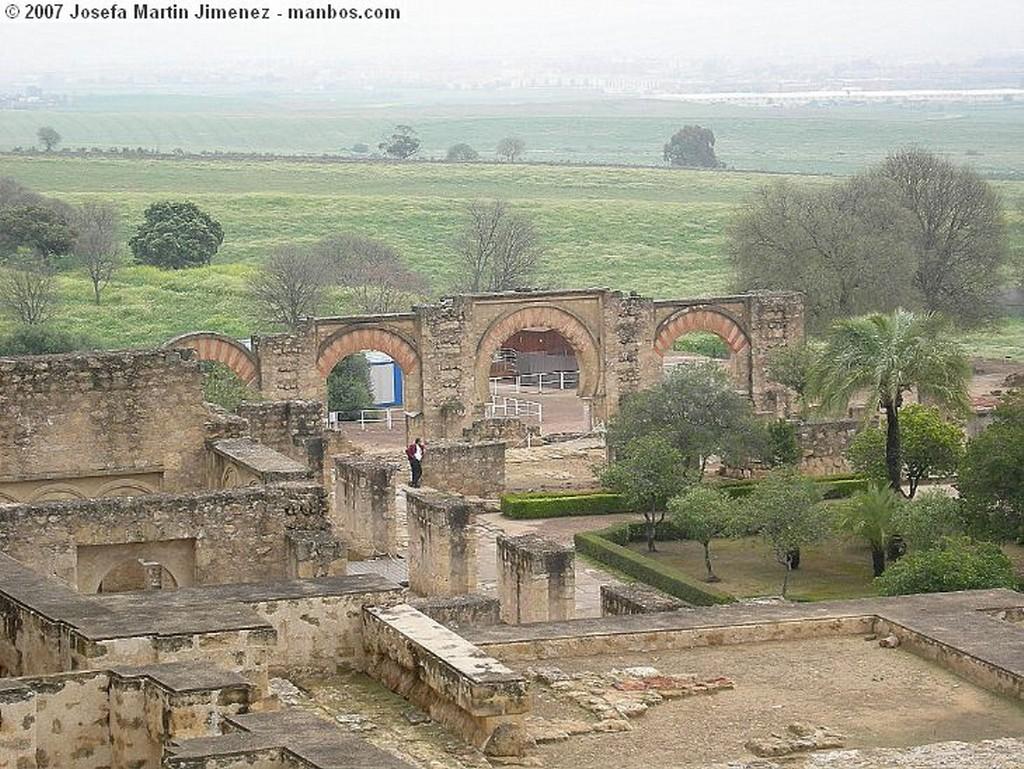 Medina Azahara  Zona Cuerpo De Guardia Cordoba
