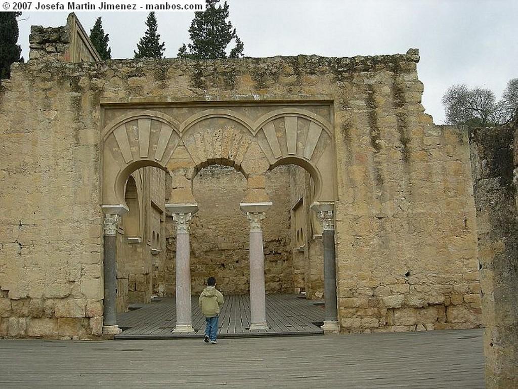 Medina Azahara Estancias Cordoba