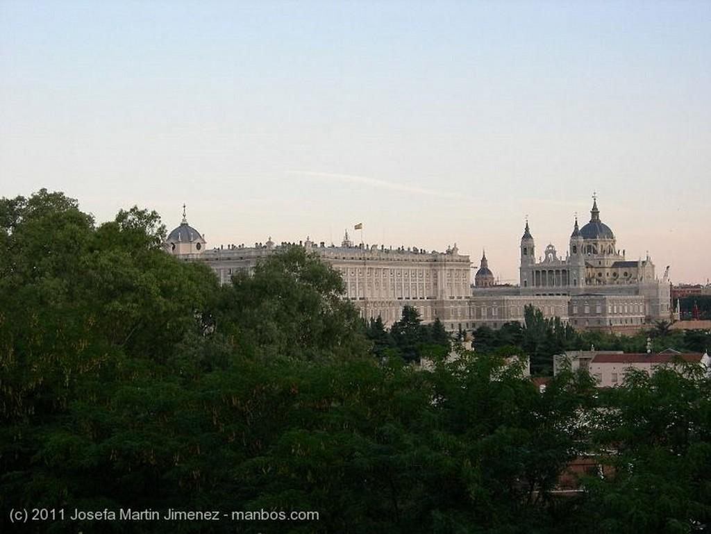 Madrid reflejado Madrid