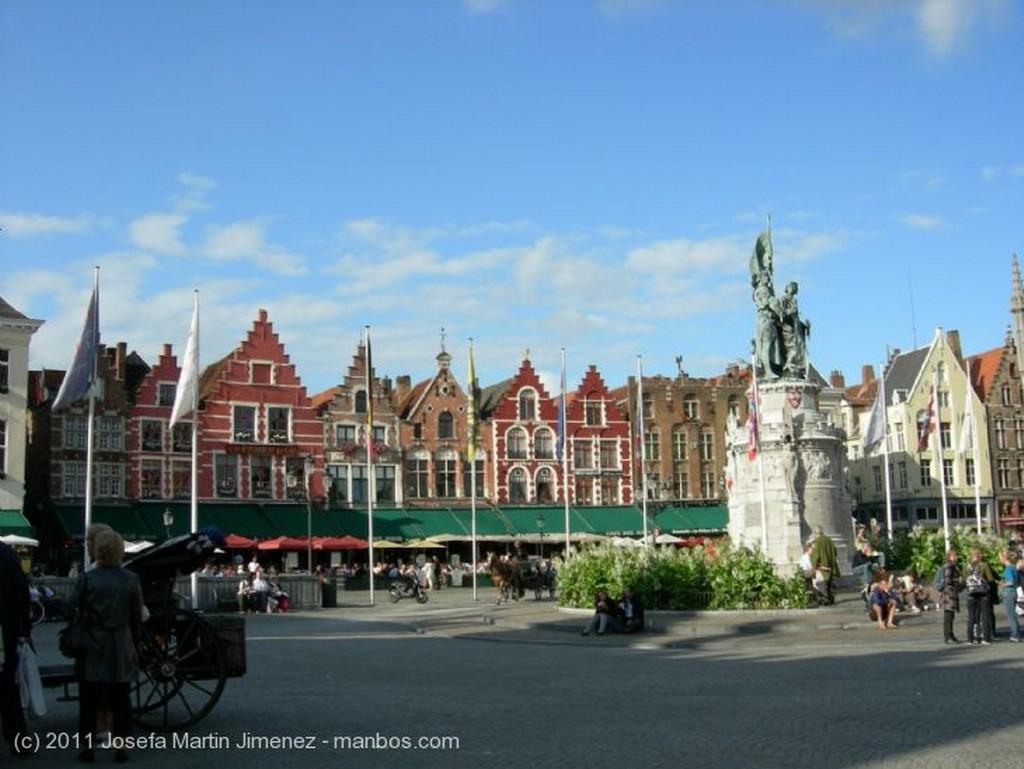 Brujas Plaza de brujas Brujas