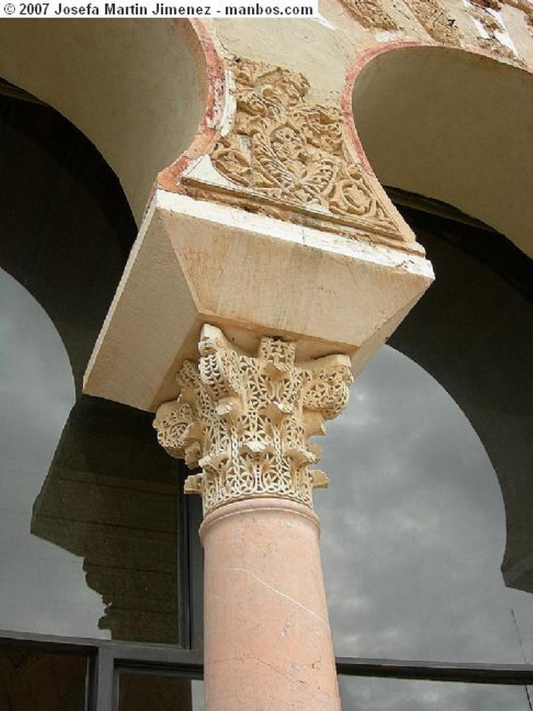 Medina Azahara Puerta Cordoba