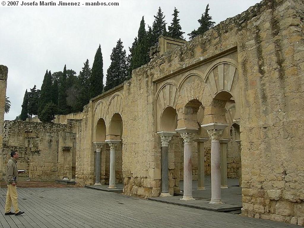 Medina Azahara Cuarto De Bao Cordoba