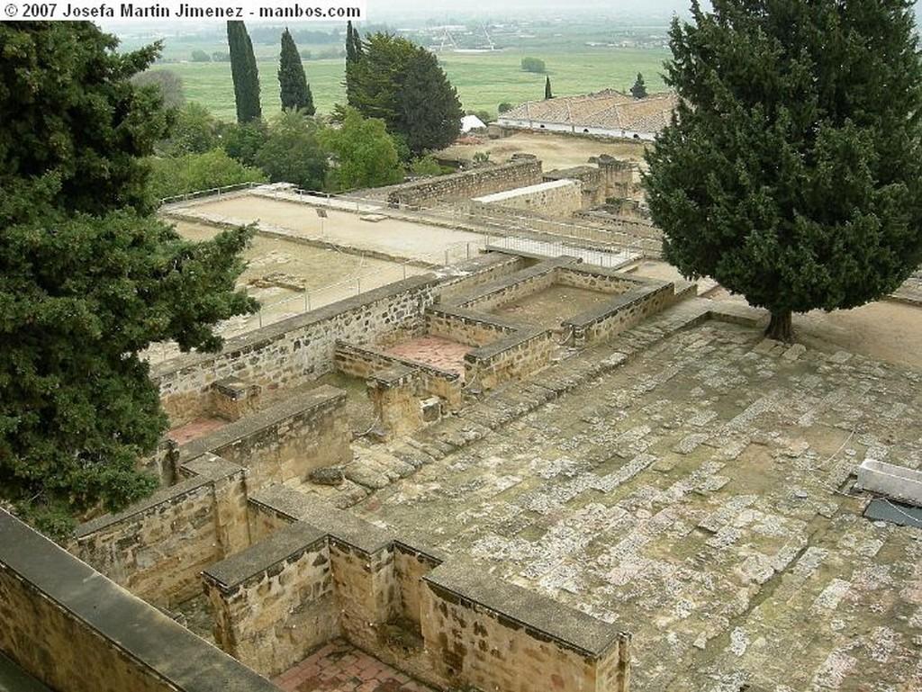 Medina Azahara Ruinas Cordoba