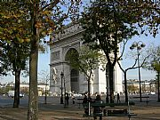 Camera COOLPIX P2 Arc de triomphe Josefa Martin Jimenez Gallery PARIS Photo: 27682