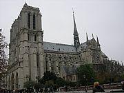 Camara COOLPIX P2 Lateral de Notre-Dame Josefa Martin Jimenez PARIS Foto: 27677