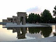 templo de debod, Madrid, España