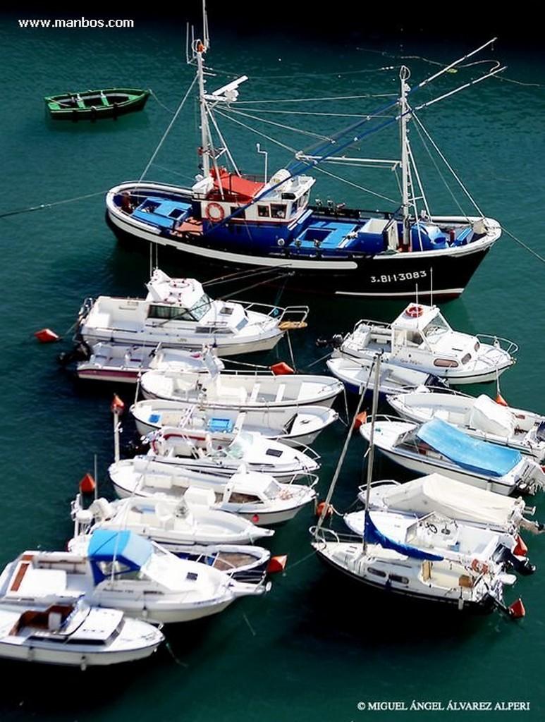 Elantxobe Puerto de Elantxobe Vizcaya