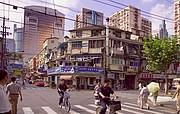 Camara Canon EOS 30D Calle y mezcla Shanghai SHANGHAI Foto: 14746
