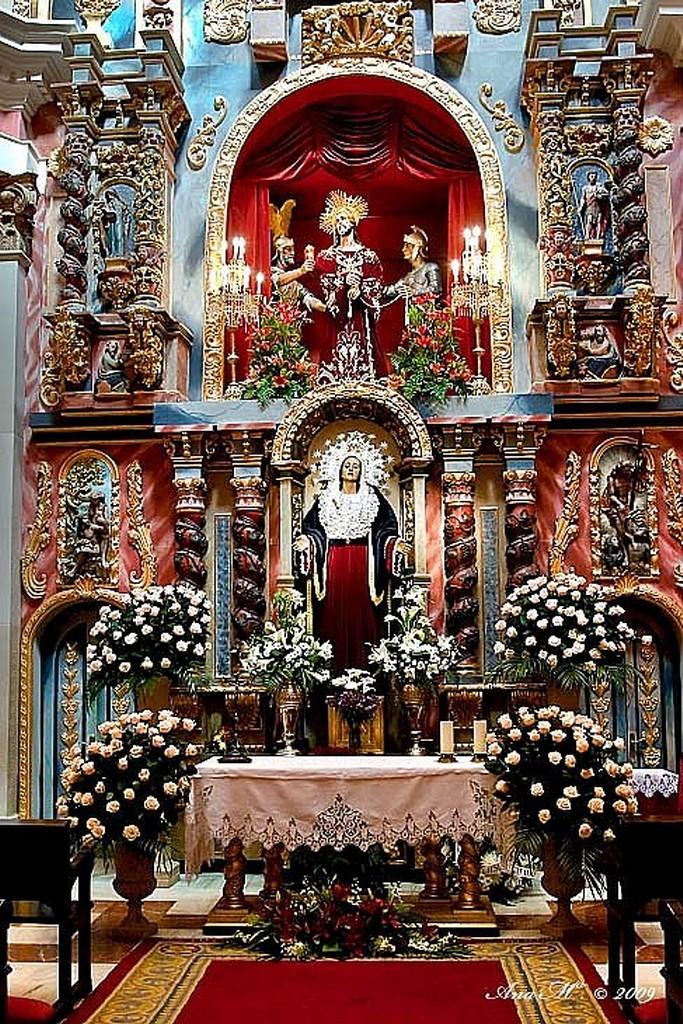 Cartagena Virgen de La Piedad Murcia