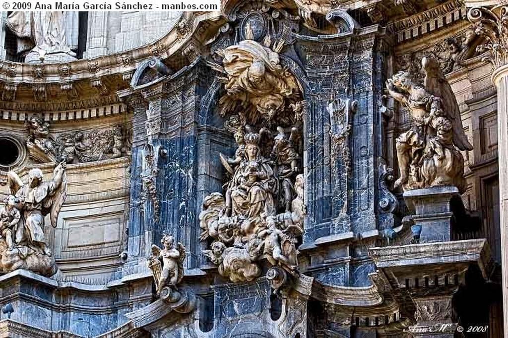 Cartagena Santísima Virgen del Primer Dolor Murcia