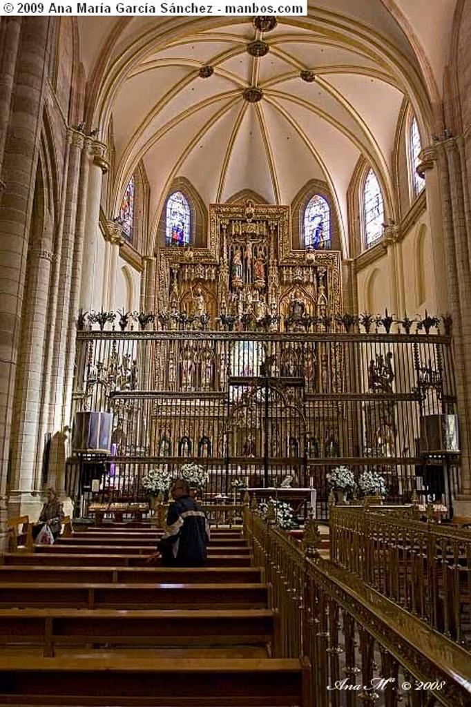 Murcia Altar Mayor. Catedral de Murcia Murcia