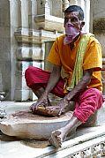 Camera Canon EOS D60 Trabajando en el templo Ana Vara Gallery RANAKPUR Photo: 5202