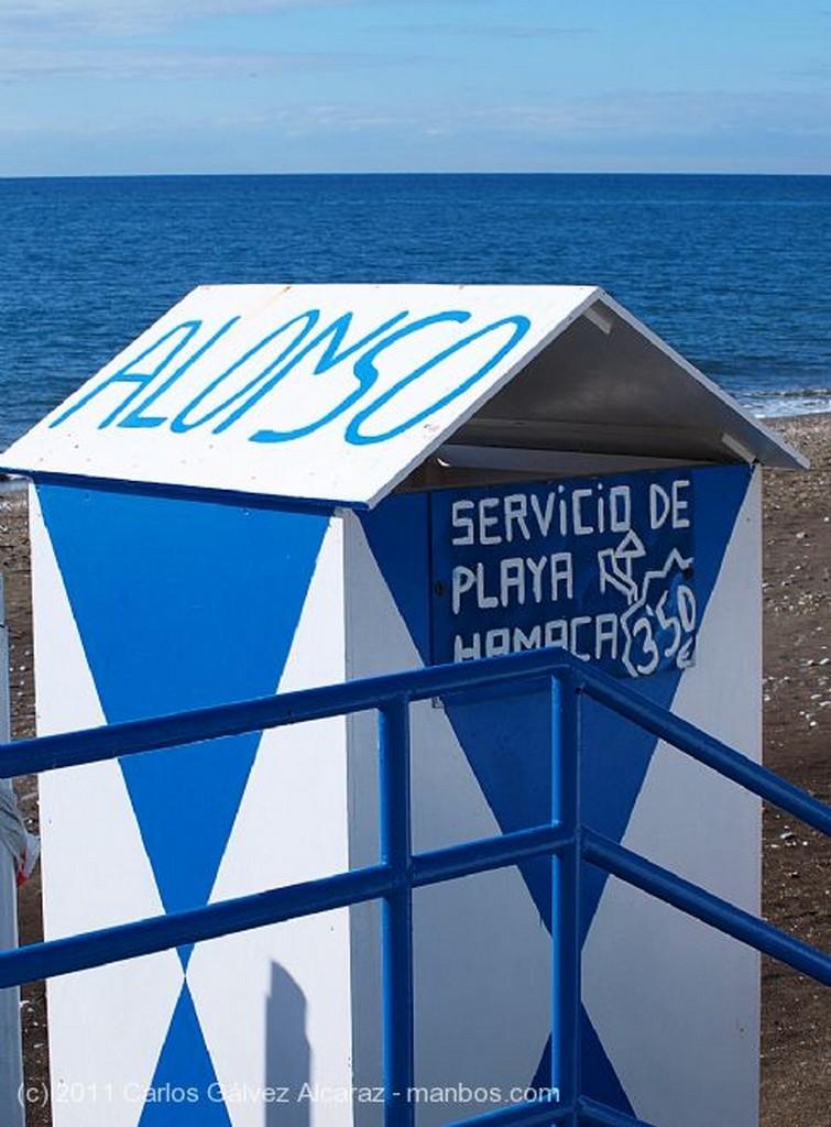 Torrox Paseo marítimo Málaga