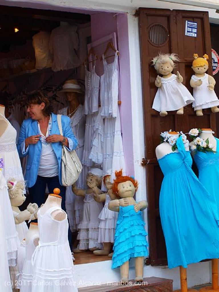 Ibiza Moda ibicenca Islas Baleares